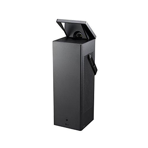 LGレーザー4Kプロジェクター(寿命約20,000時間/4K/2,500lm/Bluetooth対応/6.7kg/webOS)HU80KS