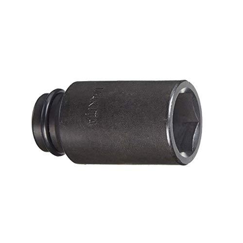 MAKITA 10917632000 134857-8-Llave de Vaso de Impacto m20x52 insercion 3/4' Interior 30 mm Exterior 44 mm para Modelo 6906