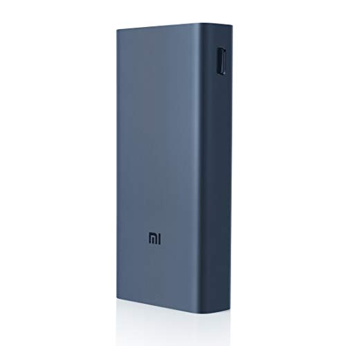 Mi Power Bank 3i 20000mAh (Sandstone Black) Triple...