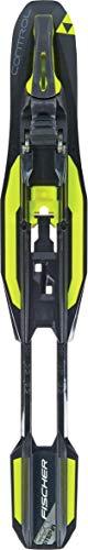 FISCHER Langlauf Bindung Control Step-In IFP schwarz/gelb (703) 0
