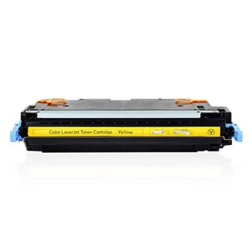 AXAX Reemplazo para Canon CRG311 CRG711 Cartucho de tóner Compatible para Canon LBP5300 LBP5360 LBP5400 CP3505 Impresora, Impresora de Office Accesorios Fácil de Instalar Yellow