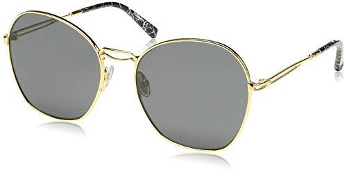 Max Mara Damen Mm Bridge Iii Sonnenbrille, Mehrfarbig (Rose Gold), 57