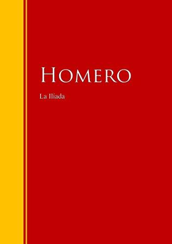 L'Iliade: Bibliothèque des grands écrivains