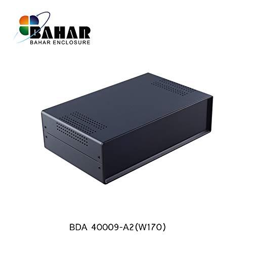 Bahar Enclosure 280*80*170 mm Metallgehäuse Eisengehäuse Iron Enclosure Eisen Box Instrument Gehäuse Industriegehäuse Stahl BDA 40009-A2 (W170)
