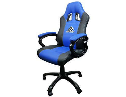 Subsonic - Gaming Bucket seat - Gamer Chair with Ergonomic Racing seat - Swivel Office and Play Chair - e-Sport Accessories Edition chair gaming