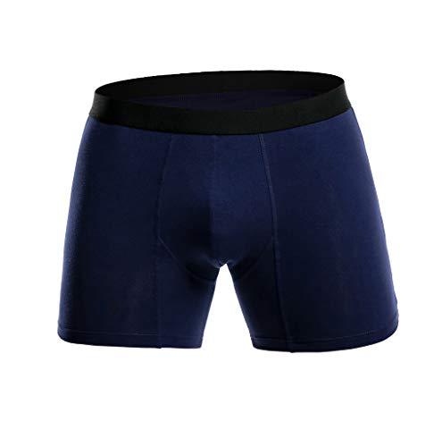 Herren Unterwäsche Thermounterwäsche Unterteile Feierliche Anlässe Herren Hot Fashion 4er Pack Bunte komfortable 95% Baumwolle Unterwäsche Plus Size