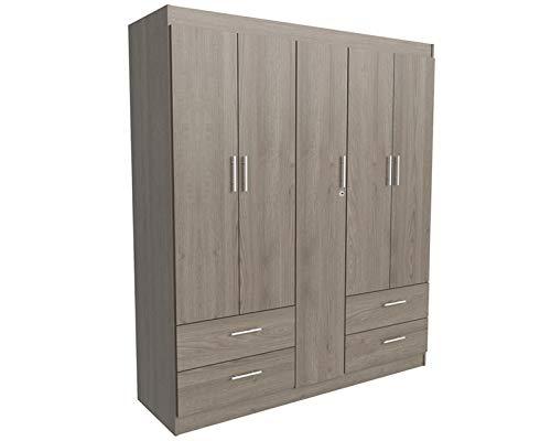 armario madera fabricante MOBI Muebles para tu Vida