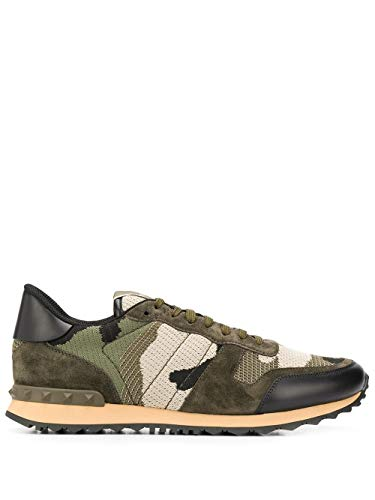 Valentino Luxury Fashion Garavani Herren UY2S0723QRK31R Multicolour Leder Sneakers | Herbst Winter 20