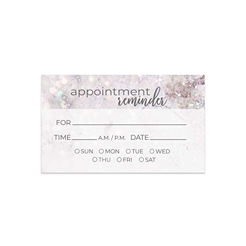 Appointment Reminder Card / 3.5