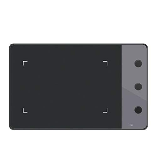 Bellaluee Tableta gráfica de Firma Profesional de 4 * 2,23'con bolígrafo Digital USB, Dibujo artístico, Escritura, Pintura, Bloc de Notas electrónico