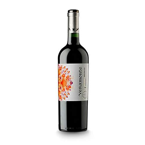 Vino tinto Veramonte Organico Reserva de 75 cl - D.O. Valle de Colchagua - Bodegas Gonzalez Byass (Pack de 1 botella)