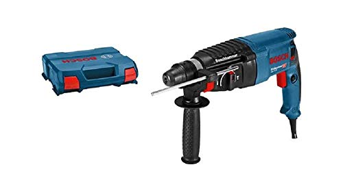 Bosch GBH 2-26 DRE Professional 800W 900RPM SDS Plus rotary hammers - Martillo perforador (Negro, Azul, 2,8 kg, 83 mm, 377 mm, 210 mm)