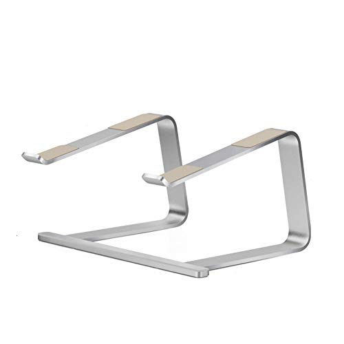 Sujing Laptop Stand Ventilated Computer Holder Updated Ergonomic Laptop Riser Compatible With Macbook Pro,All Notebooks,Huawei Matebook,Lenovo,Samsung,Hp,Dell,10-17'