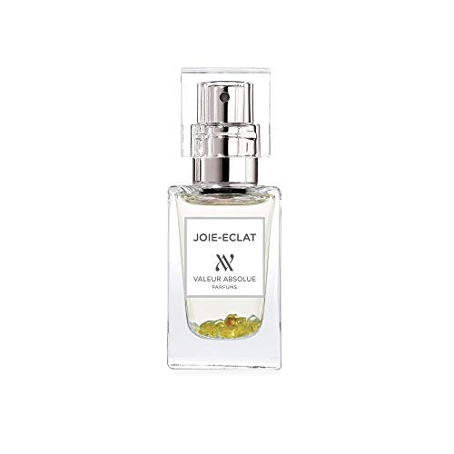 Valeur Absolue Joie-Eclat Perfume | Uniquely Crafted to Bring You Happiness | Citrusy & Sweet | Handmade in Southern France | 0.47 Fluid Ounces