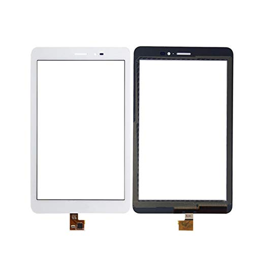 Screen replacement kit Fit For Huawei Mediapad T1 8.0 3G S8-701u / Honor Pad T1 S8-701 White Touch Screen Panel Digitizer Glass Lens Sensor Replacement Repair kit replacement screen (Color : White)