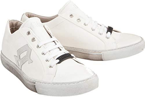 GALLIANO Herren Schuhe Freizeit Offwhite 42