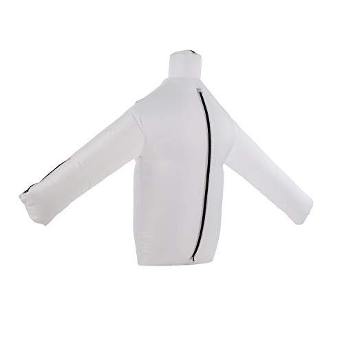 oneConcept ShirtButler - Corpo a palloncino, Accessorio per Asciugatrice Camicie, Per Asciugatura dalla Taglia S alla L, Ideale per oneConcept ShirtButler, Bianco