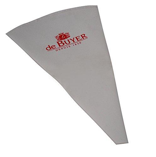 De Buyer 4856.30N - Tasca per sac à poche, in cotone rivestito, L. 60 cm