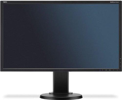 NEC 60003334 55,8 cm (22 Zoll) LED-Monitor (DVI, VGA, 5ms Reaktionszeit) schwarz