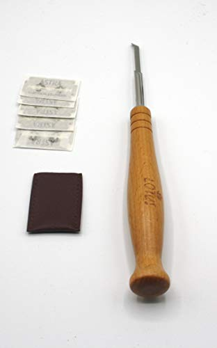 Lotus Bread Bakers Lame Slashing Tool and 10 count Blades
