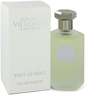 Agua de colonia Lorenzo Villoresi Teint de Neige EDT vaporizador 100 ml pack de 1 unidad