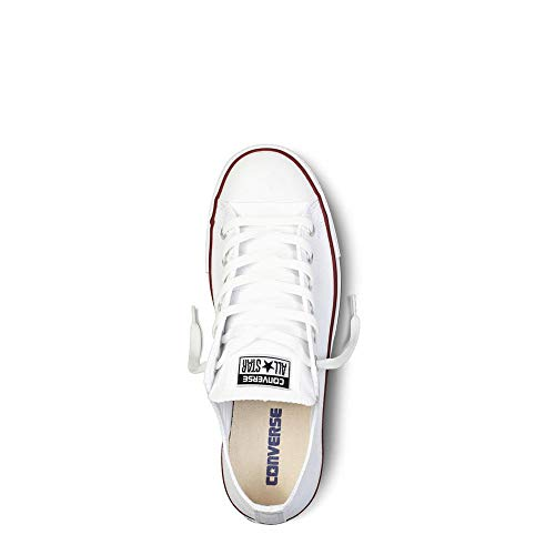 Converse Chuck Taylor All Star-Ox Low-Top, Weiß - 9