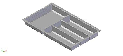 Besteckeinsatz Move 40 cm Kunststoff