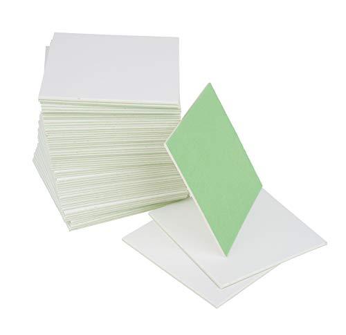 Legekarten Blanko, 58 Stück, Legespiel Memory Kartenspiel selbst basteln