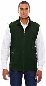 North End Mens Fleece Vest. 88173 - XXXXX-Large - Forest