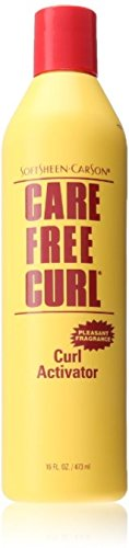 SoftSheen-Carson Care Free Curl, Curl Activator, 16 oz by SoftSheen-Carson