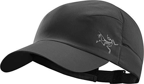 Arc'teryx Calvus Cap   Water Resistant Training Cap   Black, Large