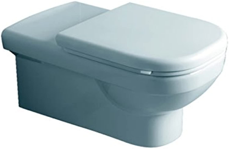 Keramag WC-Sitz Dejuna mit Deckel wei, 572800000