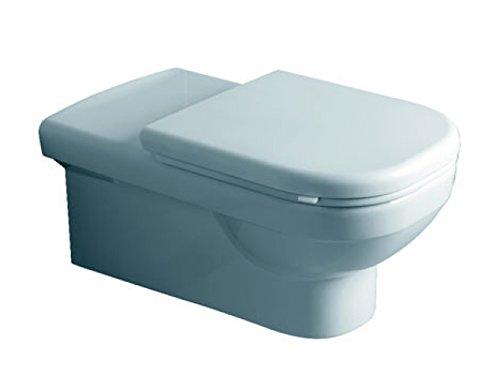 Keramag WC-Sitz Dejuna mit Deckel weiß, 572800000