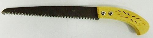 Scie égoïne Lame courbe long. 270 mm élagage coupe branches arbre bois buche
