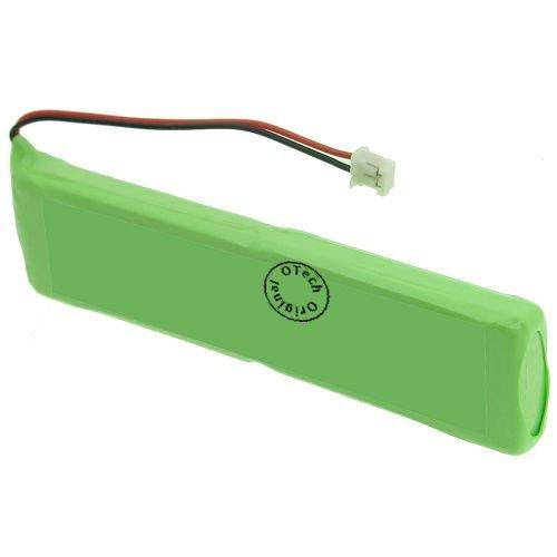 Batteries Spécifiques ACCUS Prismatic 2.4V500mAh NiMh