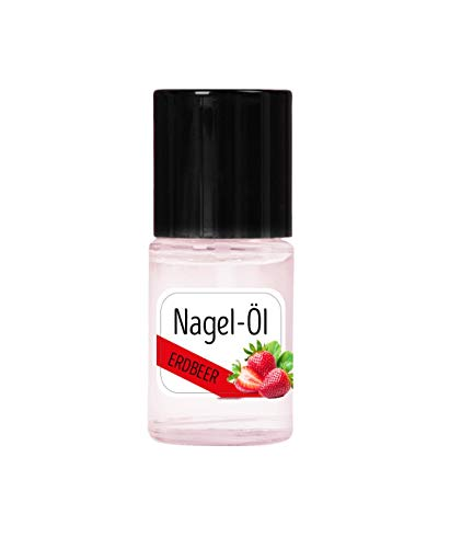 KM-Nails Nagelöl Erdbeer 15ml