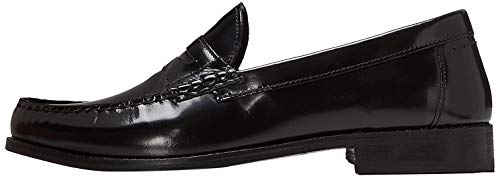 find. Mocassins homme, Noir (Black), 44 EU