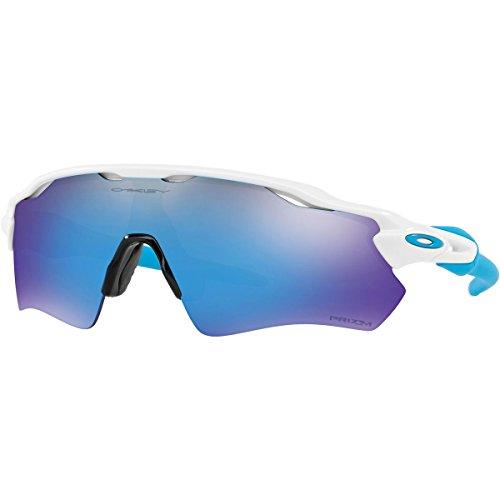 Oakley Radar Ev 920857 38, Gafas de Sol para Hombre, Blanco (Polished White)
