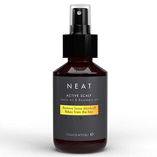 Neat Anti Dandruff Treatment & Itchy Scalp Treatment - Dry Scalp Treatments for Hydrated & Nourished...