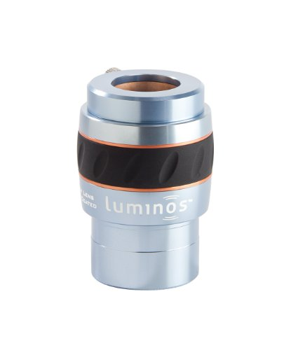 Celestron 93436 Luminous 2-Inch 2.5x Barlow Lens...