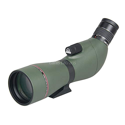 Cheapest Price! DOTXX ED Lens Spotting Scope 20-60x85, Porro Prism Profassional Zoom Monocular for O...