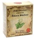 ERBE OFFICINALI PREPARATO PER AMARO SVEDESE 90,02 GRnell'assoluto rispetto della ricetta originale di Maria TrebeN