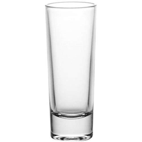 Amazon Basics Shot Glasses, 2-Ounce, Set of 6