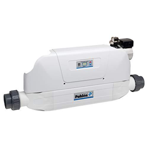 well2wellness® Pahlen intercambiador de Calor Aqua Mex (F.E) 70 kW con Espiral de Titanio