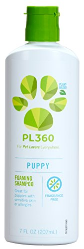 Foaming Shampoo Puppy Fragrance Free 7 fl.oz