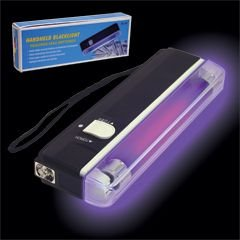 Black Light Battery Operated