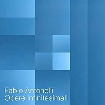 Fabio Antonelli: Opere infinitesimali