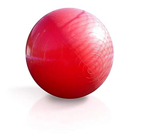 JumpSport Gigantic Red Fun Ball-Pelota Deportiva