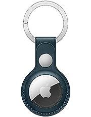 Apple Llavero de Piel para el AirTag - Azul báltico