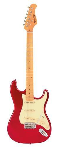 Guitarra eléctrica Prodipe de cuerpo sólido de 6 cuerdas (